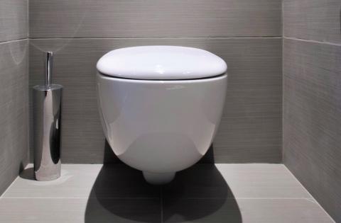 Sanitair vrij van urinestank